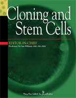 Cloning and Stem Cells magazine