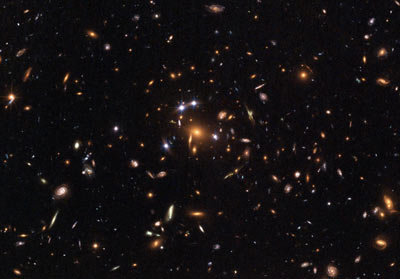 galaxy cluster called SDSS J1004+4112