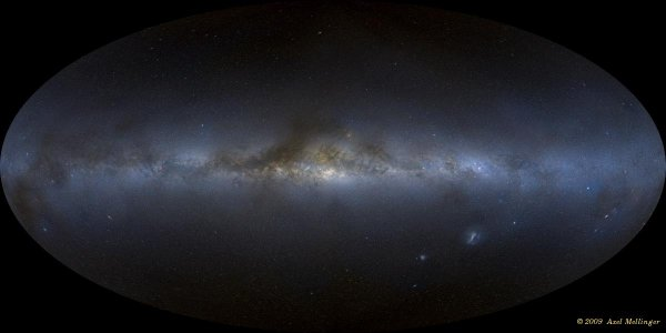 All-Sky Milky Way Panorama